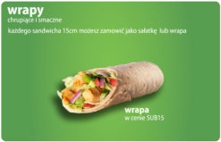Wrap SUBWAY Melt